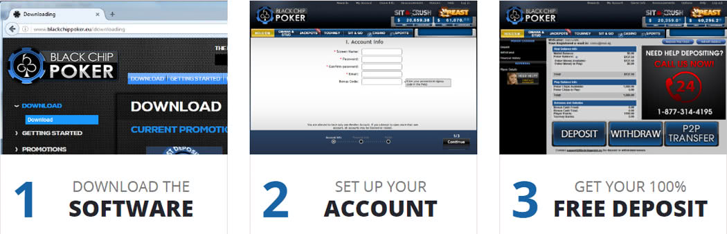 Download Black Chip Poker