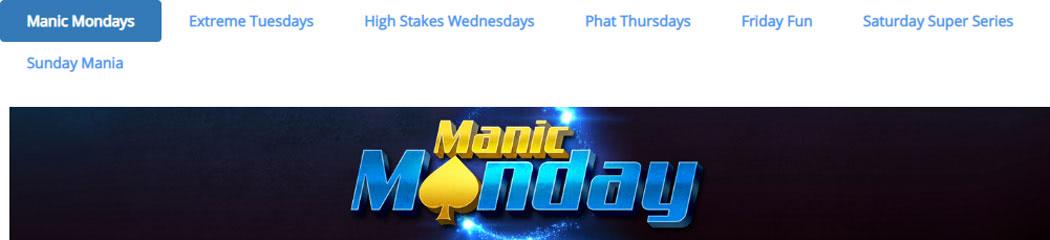 BCP's Wide Range of Poker Tournaments