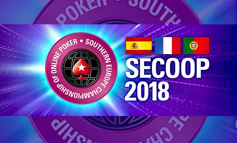 PokerStars SECOOP 2018