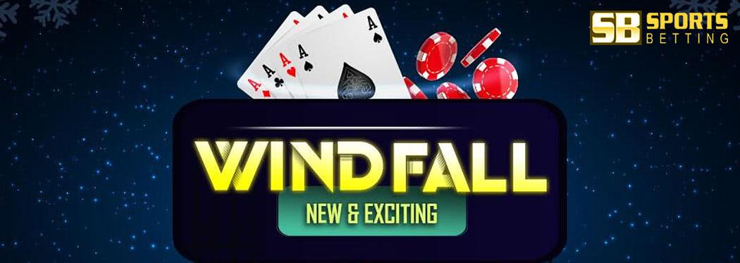Windfall Poker Tournaments