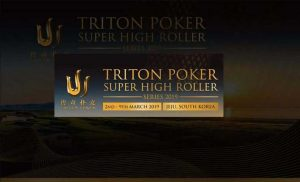 Triton Super High Roller Series 2019