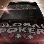 Global Poker's Kurt Busch Signature Series