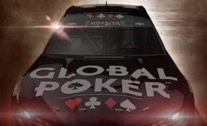 Global Poker's Kurt Busch Signature Series