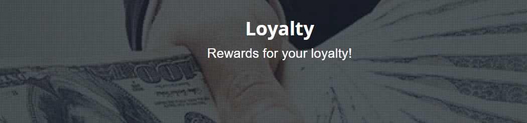 Intertops Loyalty Program